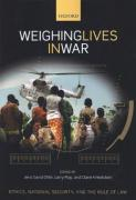 Cover of Weighing Lives in War