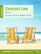 Cover of Contract Law Directions