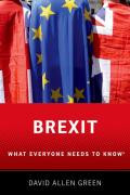 Cover of Brexit: What Everyone Needs to Know