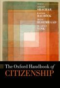 Cover of The Oxford Handbook of Citizenship
