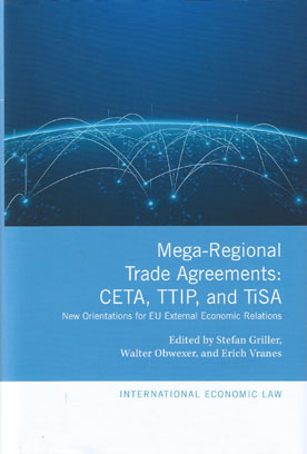 Wildy sons ltd the worlds legal bookshop search results for mega regional trade agreements ceta ttip and tisa new orientations for eu external economic relations platinumwayz