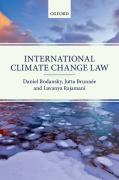 Cover of International Climate Change Law