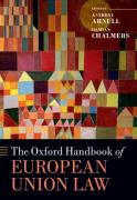 Cover of The Oxford Handbook of European Union Law