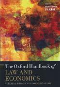 Cover of The Oxford Handbook of Law and Economics Volume 2: Private and Commercial Law