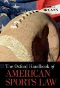 Cover of The Oxford Handbook of American Sports Law