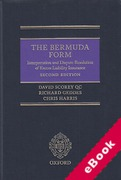 Cover of The Bermuda Form: Interpretation and Dispute Resolution of Excess Liability Insurance (eBook)