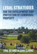 Cover of Legal Strategies for the Development and Protection of Communal Property