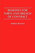 Cover of Remedies for Torts and Breach of Contract