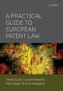 Cover of Practical Guide to European Patent Law