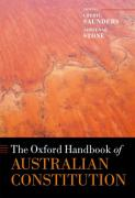 Cover of The Oxford Handbook of the Australian Constitution