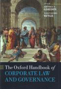 Cover of The Oxford Handbook of Corporate Law and Governance