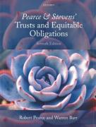 Cover of Pearce & Stevens' Trusts and Equitable Obligations