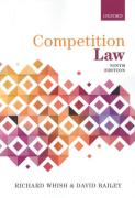 Cover of Competition Law