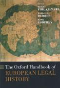 Cover of The Oxford Handbook of European Legal History