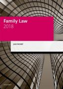 Cover of LPC: Family Law 2018