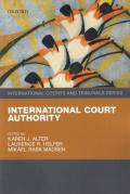 Cover of International Court Authority