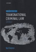 Cover of An Introduction to Transnational Criminal Law