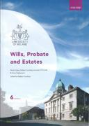 Cover of Law Society of Ireland: Wills, Probate and Estates
