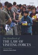Cover of The Handbook of the Law of Visiting Forces