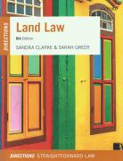 Cover of Land Law Directions