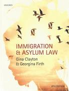 Cover of Immigration and Asylum Law