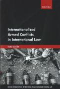 Cover of Internationalized Armed Conflicts in International Law