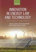 Cover of Innovation in Energy Law and Technology: Dynamic Solutions for Energy Transitions