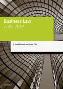 Cover of LPC: Business Law 2018-2019