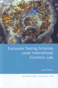 Cover of Emissions Trading Schemes under International Economic Law