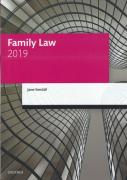 Cover of LPC: Family Law 2019