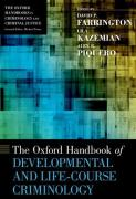 Cover of The Oxford Handbook of Developmental and Life-Course Criminology