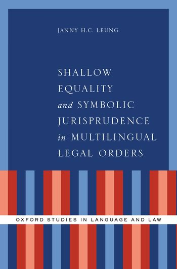 the oxford h andbook of language and law tiersma peter solan lawrence