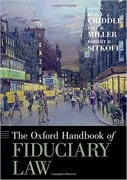 Cover of The Oxford Handbook of Fiduciary Law