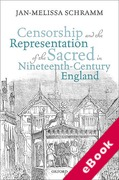 Cover of Censorship and the Representation of the Sacred in Nineteenth-Century England (eBook)