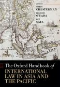 Cover of The Oxford Handbook of International Law in Asia and the Pacific