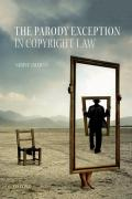 Cover of The Parody Exception in Copyright Law