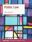 Cover of Public Law Directions