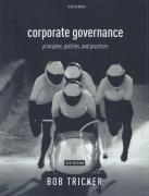 Cover of Corporate Governance: Principles, Policies and Practices