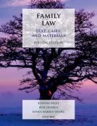 Cover of Family Law: Text, Cases and Materials