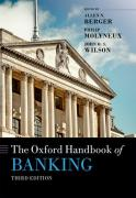 Cover of The Oxford Handbook of Banking