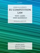 Cover of EU Competition Law: Text Cases and Materials