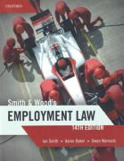 Cover of Smith & Wood's Employment Law
