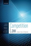 Cover of Competition Law: Analysis, Cases, & Materials
