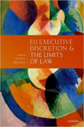 Cover of EU Executive Discretion and the Limits of Law
