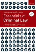 Cover of Smith & Hogan, & Ormerod's Essentials of Criminal Law