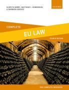 Cover of Complete EU Law: Text, Cases, and Materials