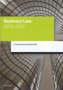 Cover of LPC: Business Law 2019-2020