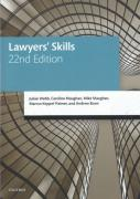 Cover of LPC: Lawyers' Skills
