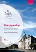 Cover of Law Society of Ireland: Conveyancing