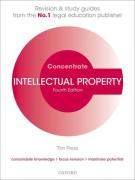 Cover of Concentrate: Intellectual Property Law